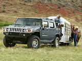 Hummer H2 SUT 2005–09 images
