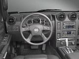 Hummer H2 SUT 2005–09 photos