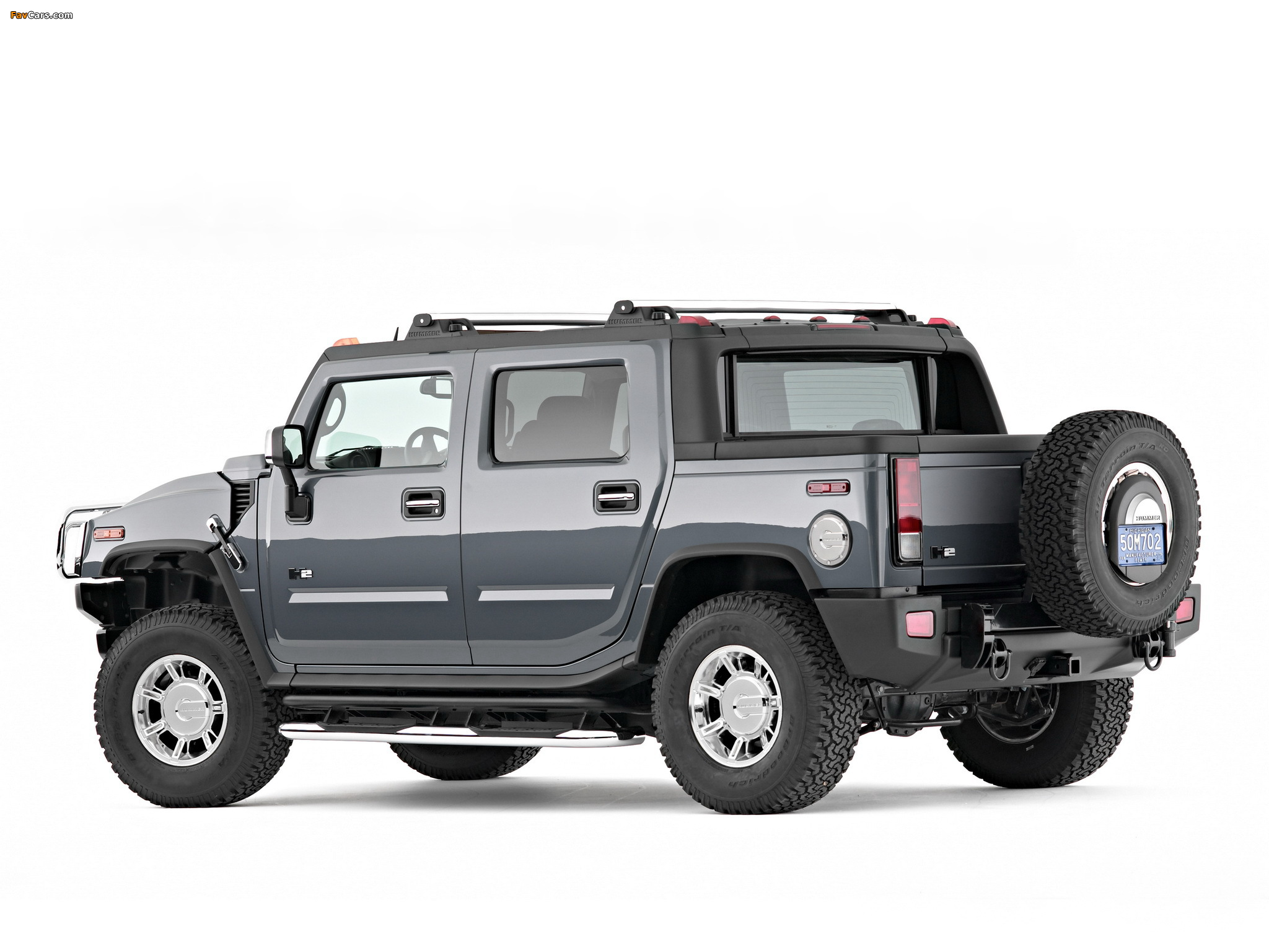 Hummer H2 SUT 2005–09 wallpapers (2048 x 1536)