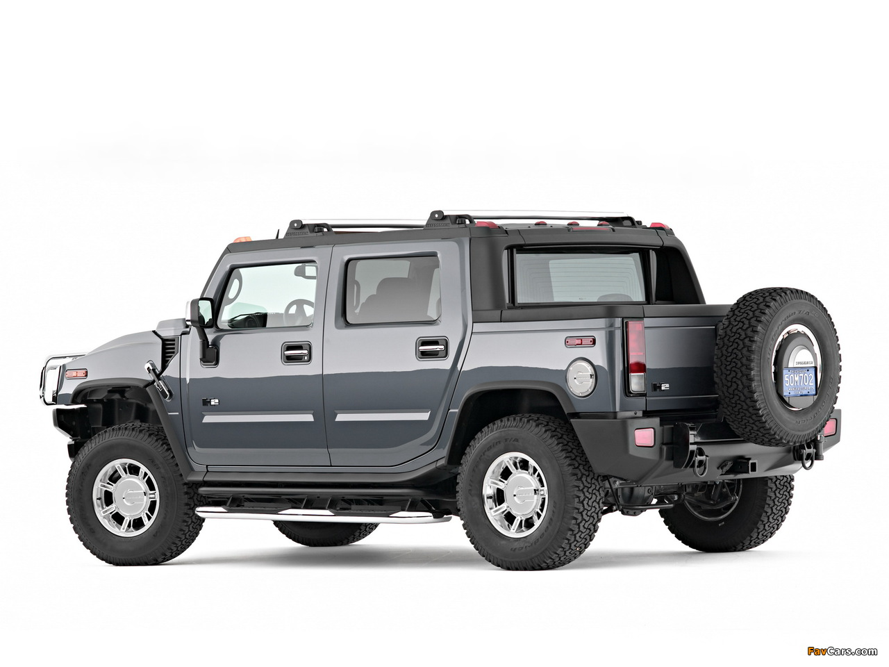 Hummer H2 SUT 2005–09 wallpapers (1280 x 960)