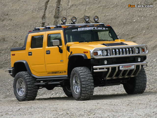Geiger Hummer H2 Hannibal 2006–09 photos (640 x 480)