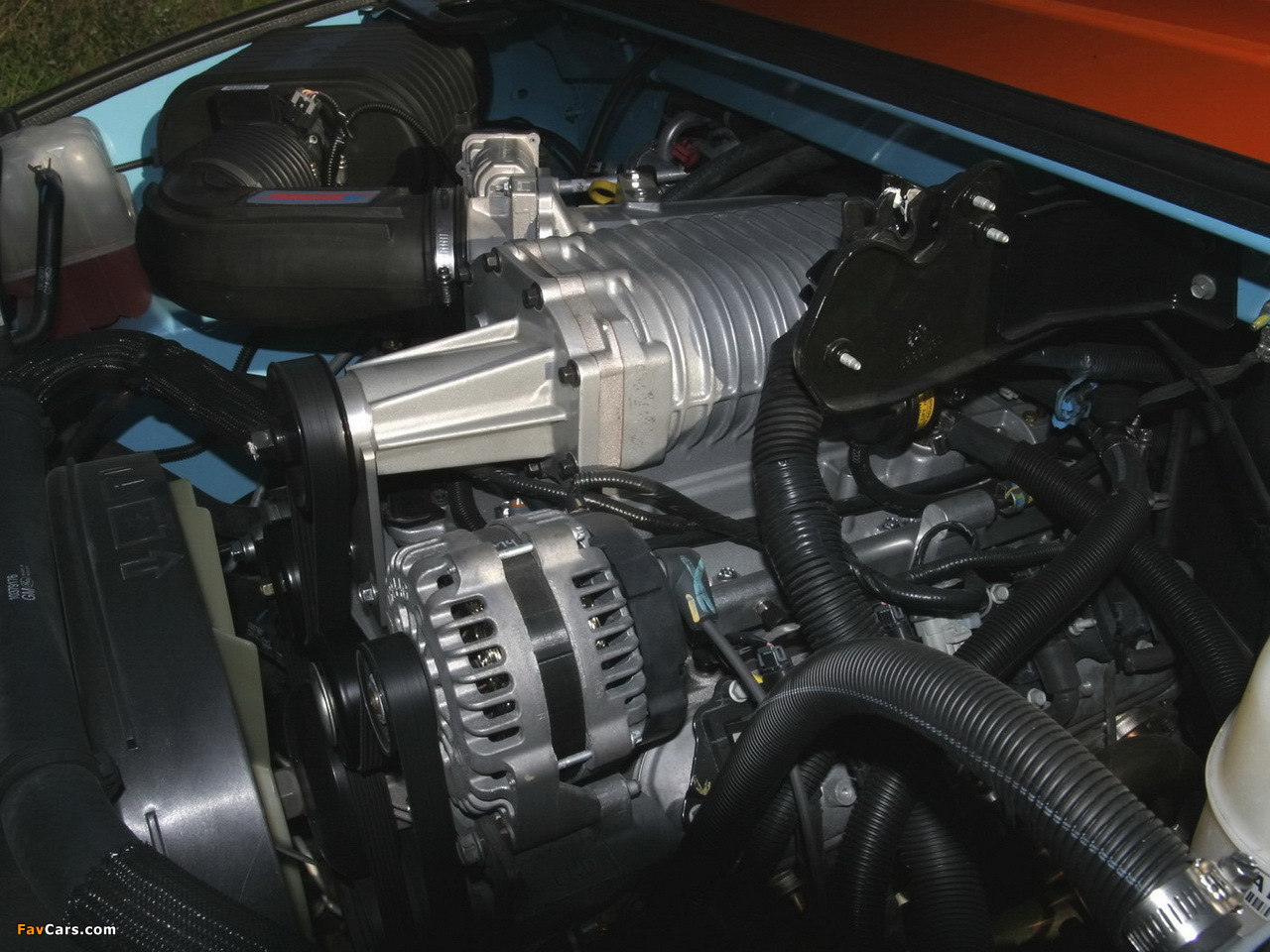 Geiger Hummer GT 2006–09 pictures (1280 x 960)