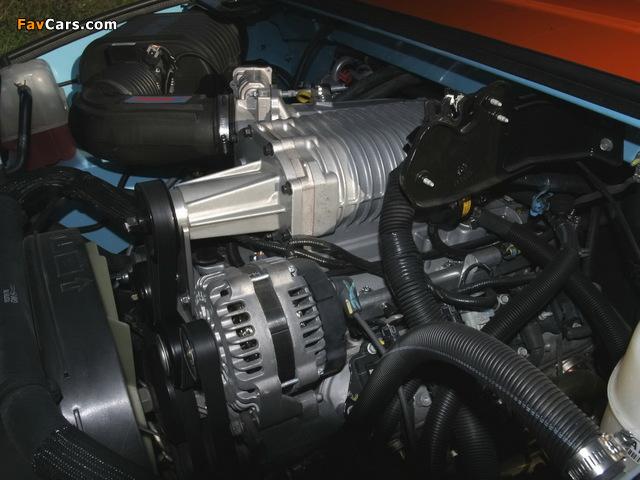 Geiger Hummer GT 2006–09 pictures (640 x 480)