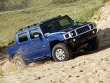 Hummer H2 SUT Pacific Blue Limited Edition 2006 wallpapers