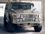 STRUT Hummer H2 Dakar 2006 wallpapers