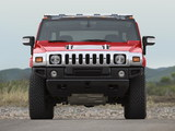 Hummer H2 SUT Victory Red Limited Edition 2007 images