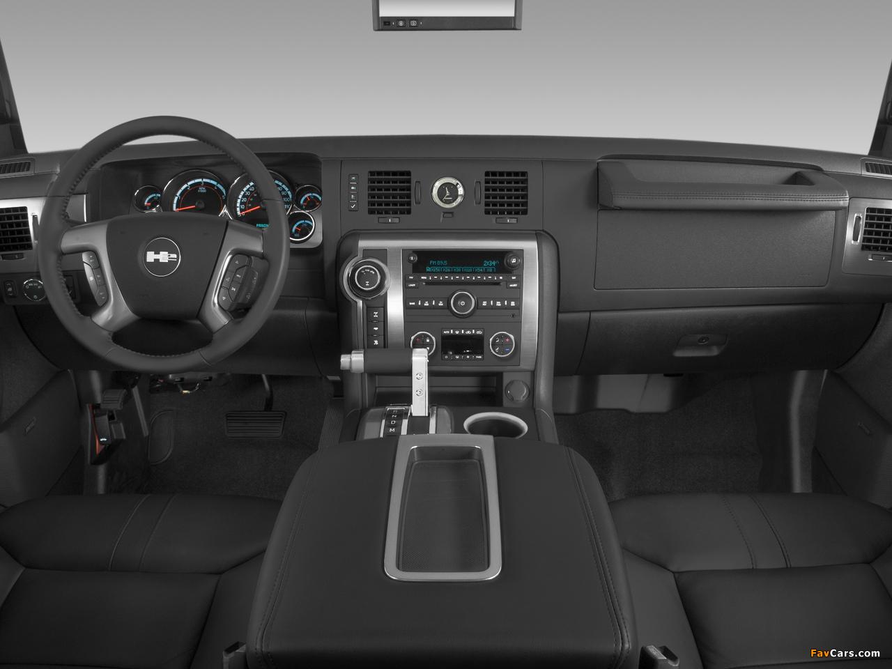 Hummer H2 2007–09 images (1280 x 960)