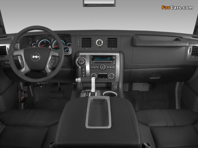 Hummer H2 2007–09 images (640 x 480)
