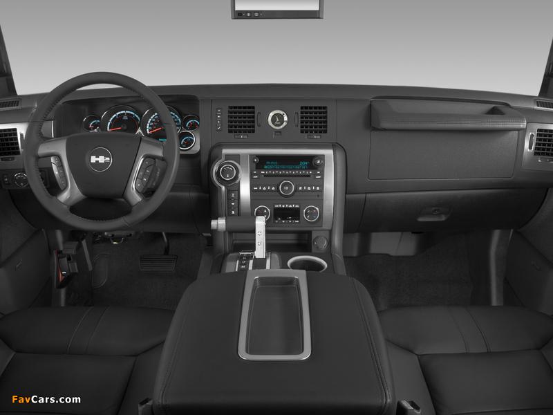 Hummer H2 2007–09 images (800 x 600)