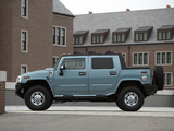 Hummer H2 SUT Glacier Blue Limited Edition 2007 wallpapers