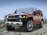 Hummer H2 Black Chrome Limited Edition 2008 pictures