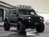 SR Auto Hummer H2 Project Magnum 2012 wallpapers