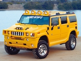 Images of Xenon Hummer H2 2002–09