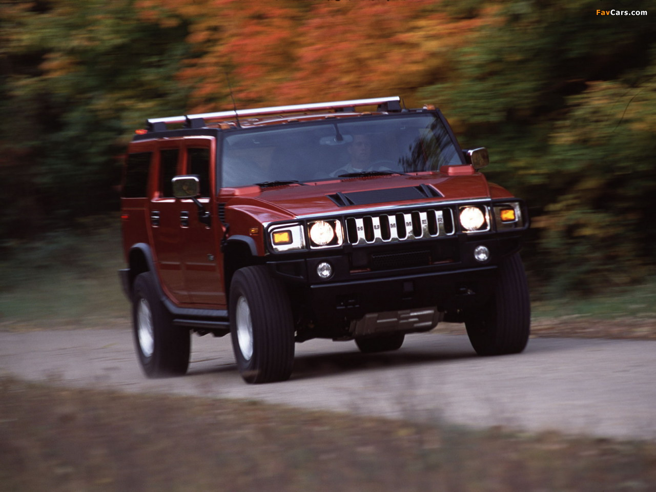 Images of Hummer H2 2002–07 (1280 x 960)