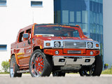 Images of STRUT Hummer H2 SUT Nairobi 2006
