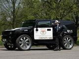 Images of Geiger Hummer H2 Police 2006