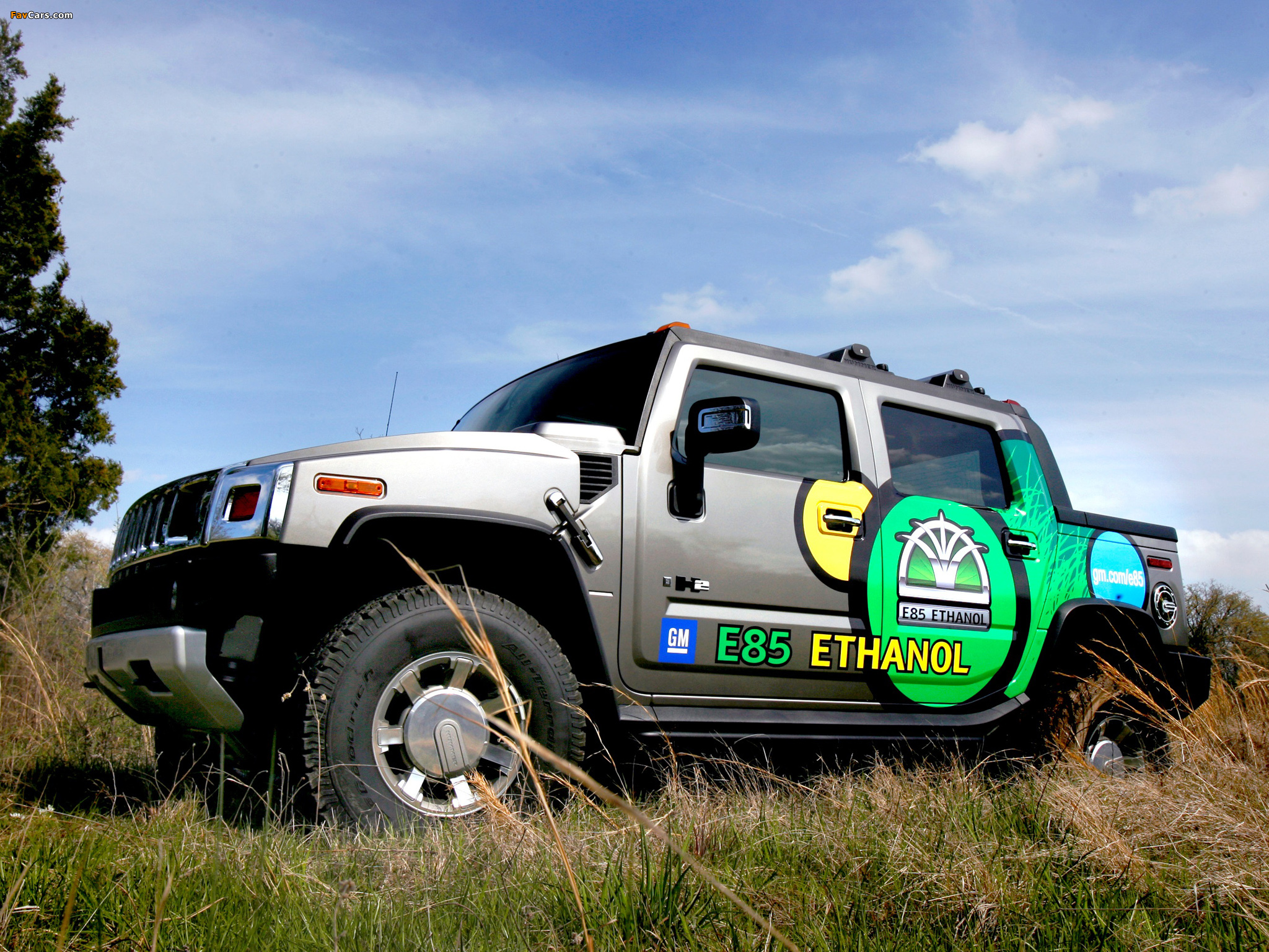 Images of Hummer H2 SUT E85 2009 (2048 x 1536)