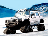 Images of Geiger Hummer H2 Bomber 2010