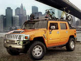 Photos of Hummer H2 SUT Concept 2004