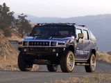 Photos of Hummer H2H Concept 2004