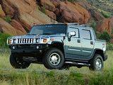 Photos of Hummer H2 SUT 2005–09