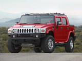 Photos of Hummer H2 SUT Victory Red Limited Edition 2007
