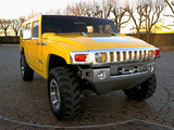 Pictures of Hummer H2 SUV Concept 2000