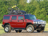 Pictures of Hummer H2 2002–07