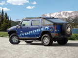 Pictures of Hummer H2H Concept 2004
