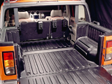 Pictures of Hummer H2 SUT Concept 2004