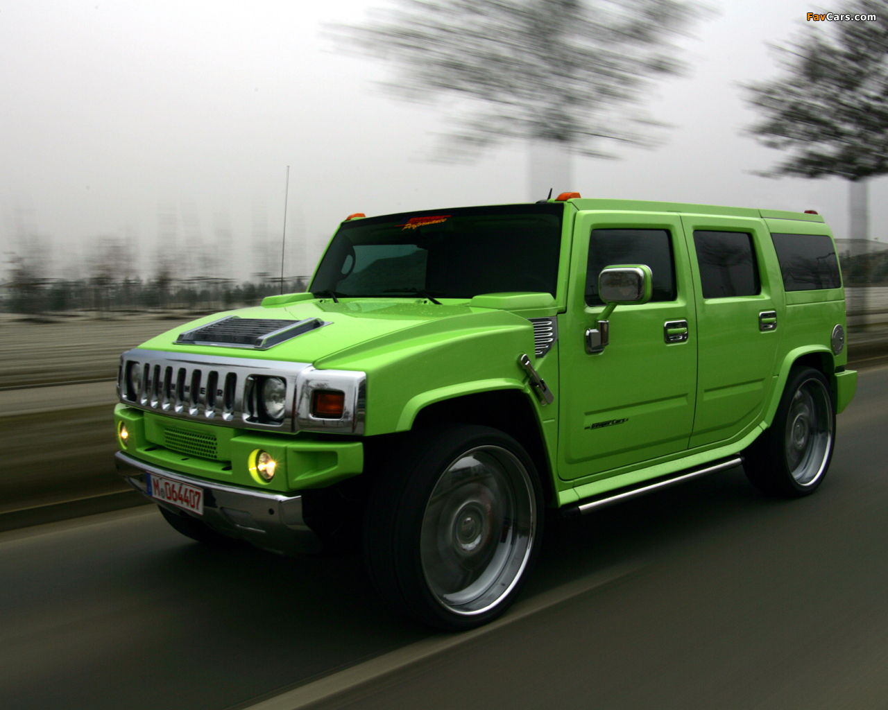 Pictures of Geiger Hummer H2 2005–09 (1280 x 1024)