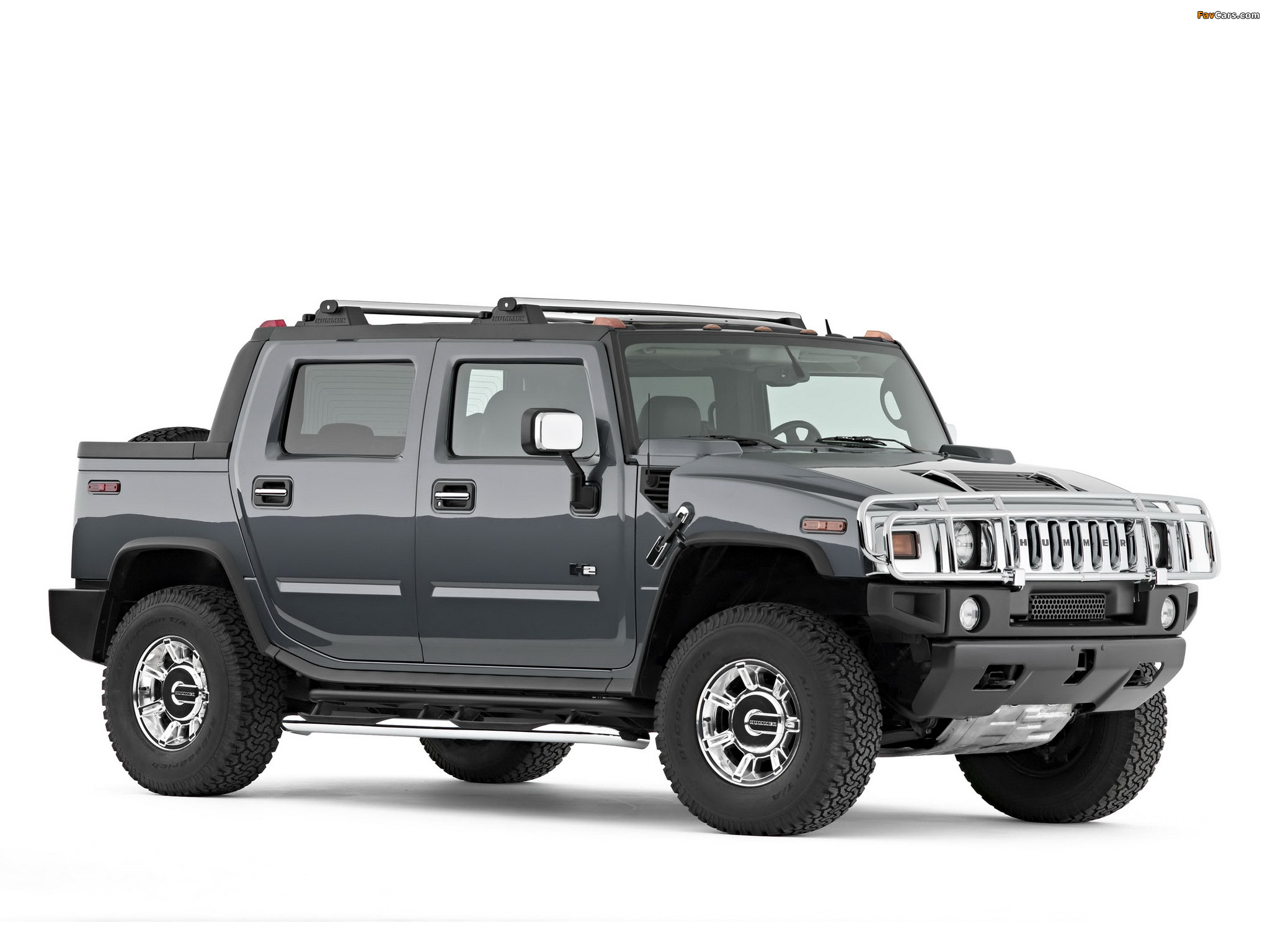 Pictures of Hummer H2 SUT 2005–09 (2048 x 1536)