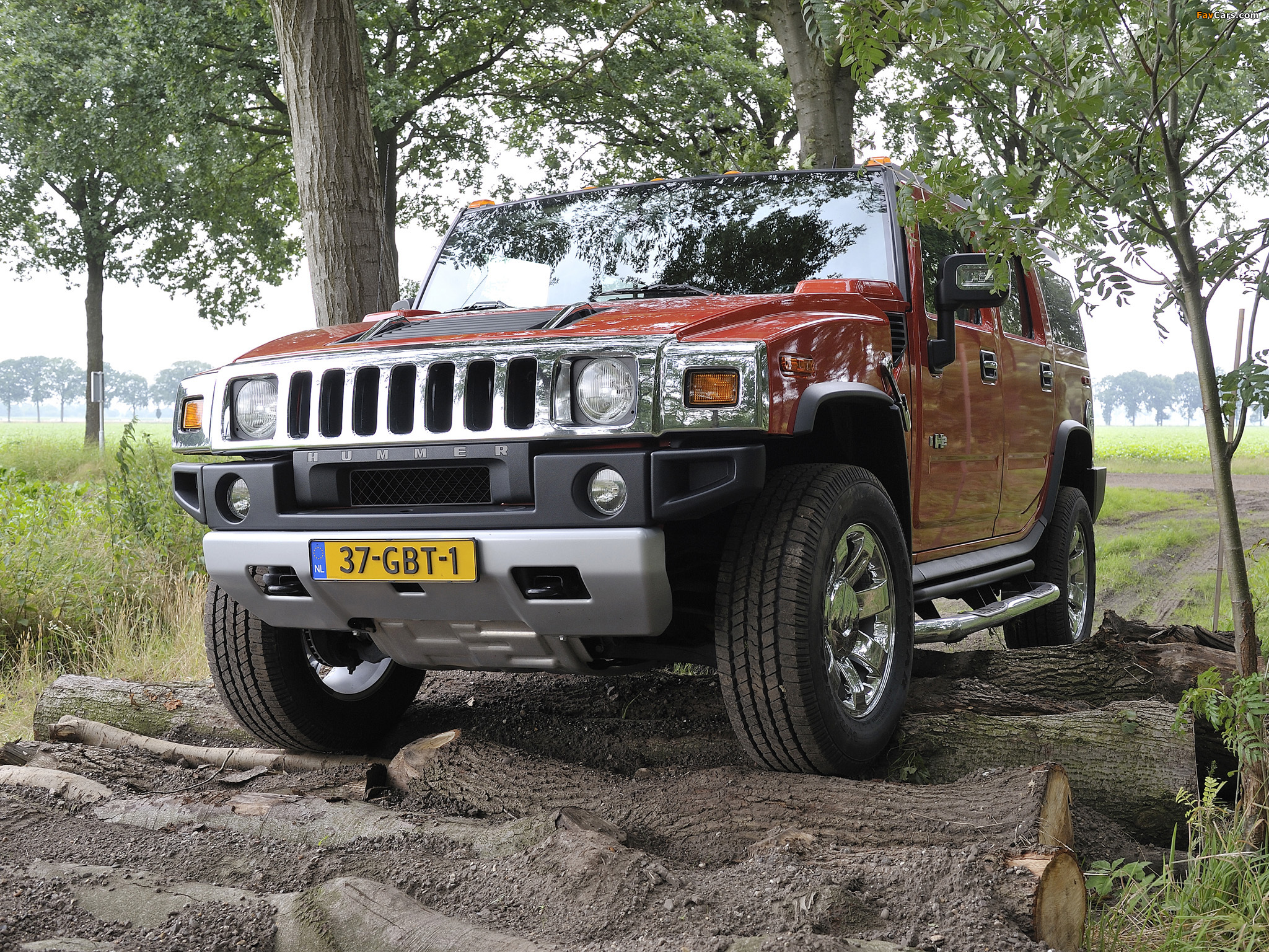 Pictures of Hummer H2 E85 2008–09 (2048 x 1536)