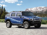 Hummer H2H Concept 2004 wallpapers