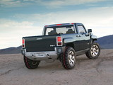 Hummer H3T Concept 2004 pictures