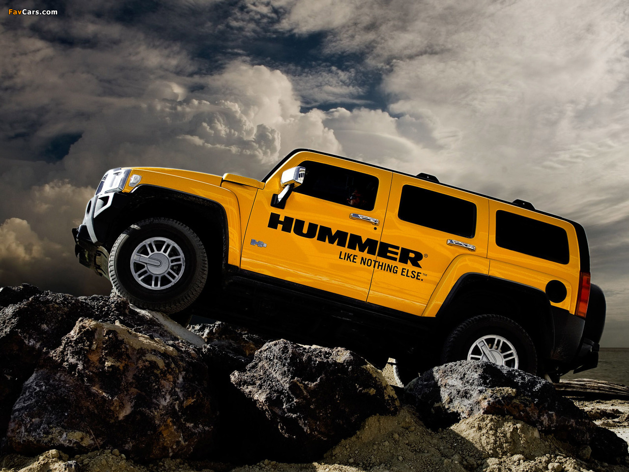 Hummer H3 2005–10 images (1280 x 960)