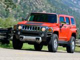 Hummer H3 2005–10 images