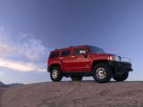Hummer H3 2005–10 photos
