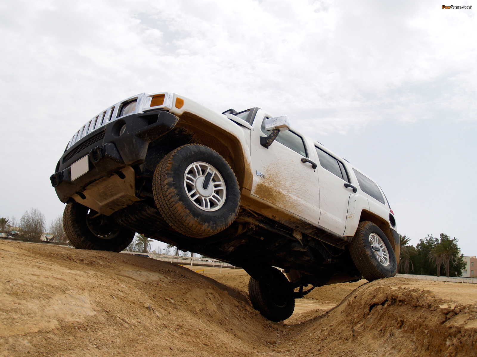 Hummer H3 2005–10 pictures (1600 x 1200)