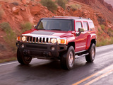 Hummer H3 2005–10 wallpapers