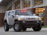 Hummer H3 First Responder 2006–10 photos