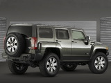 Hummer H3x Concept 2006 wallpapers