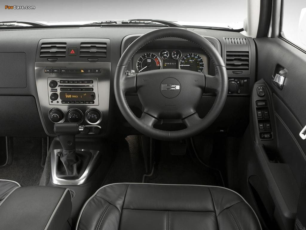 Hummer H3 Adventure 2007–10 images (1024 x 768)