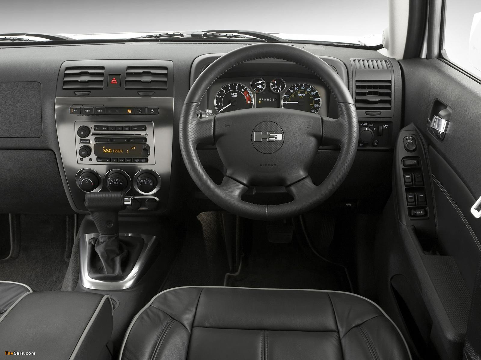 Hummer H3 Adventure 2007–10 images (1600 x 1200)
