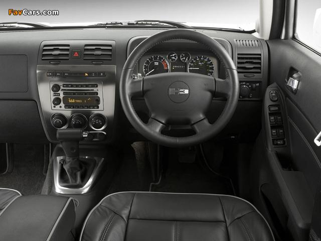 Hummer H3 Adventure 2007–10 images (640 x 480)