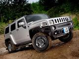 Hummer H3 UK-spec 2007–10 images