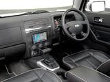 Hummer H3 UK-spec 2007–10 photos