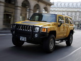 Hummer H3 EU-spec 2007–10 photos