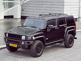 Hummer H3 Black Edition 2007 pictures