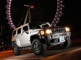 Hummer H3 UK-spec 2007–10 pictures